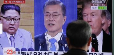 Rival Koreas' leaders face high stakes at historic summit   FOX News