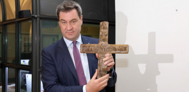 Bavaria Places Christian Crosses in State Buildings to Reflect 'Christian Values'   CNS News