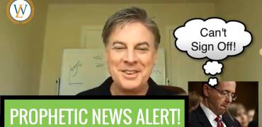 PROPHETIC NEWS ALERT!