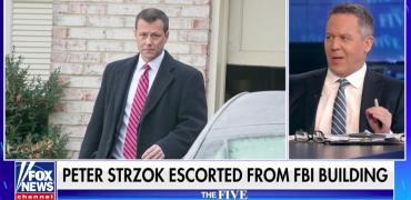 FBI Agent Peter Strzok 'Escorted' From FBI Building, Lawyer Confirms | FOX News