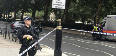 London Car Ramming Treated As Terror Incident, Police Say; Suspect In Custody | Fox News