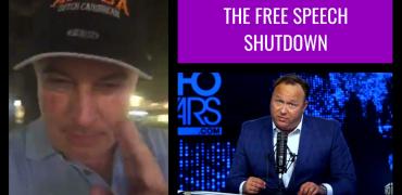 The Free Speech Shutdown