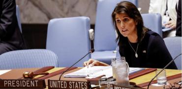 At U.N., U.S. Accuses Russia Of 'Cheating' On North Korea Sanctions | Reuters