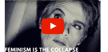 Camille Paglia Explains Why Feminism Is The Collapse Of Western Civilization