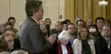 Jim Acosta Violated One Of The Oldest Rules Of Journalism