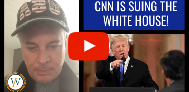 CNN Is Suing The White House