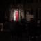 Antifa Mob Hurl Threats And Abuse Outside Tucker Carlson's House