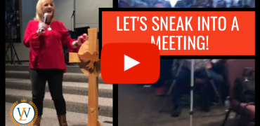 Let's Sneak Into A Meeting