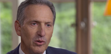 Former Starbucks CEO Howard Schultz recently interviewed on 60 Minutes hinted at a run for Presidency in 2020. Socialist-leaning lefty's like Dianne Warren and Alexandria Ocasio-Cortez, reacted