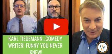 Karl Tiedemann…Comedy Writer! Funny You Never Knew!