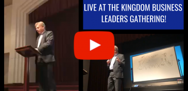 Live at the Kingdom Business Leaders gathering!