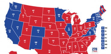 ALERT: Blue States Quietly Overthrowing Electoral College