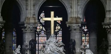 Notre Dame Miracle in Paris, France?