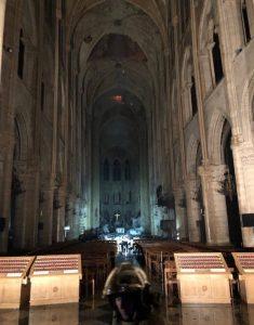 Notre Dame, Paris, France. Miracle