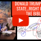 Donald Trump & Deep State…right out of the Bible