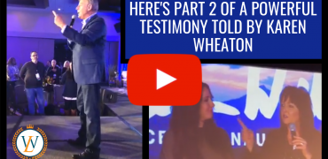 Here's Part 2 Of A Powerful Testimony Told By Karen Wheaton