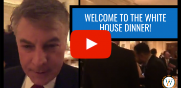 Welcome To The White House Dinner