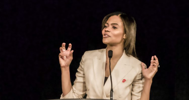 Censor Candace Owens Conservative social media today