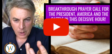 BREAKTHROUGH PRAYER CALL!