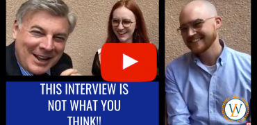 This interview is not what you think!!