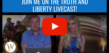 Join Me On The Truth And Liberty Livecast!