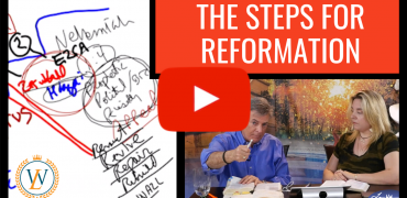 The Steps for Reformation for America