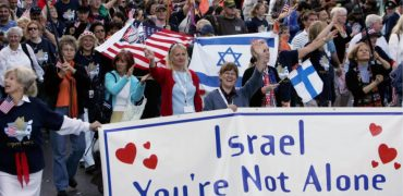 Christians Who Stand With Israel Combat BDS