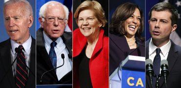 DNC Announces First Democrat Presidential Debate Lineups