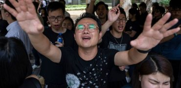 A New Kind Of Hong Kong Activism Emerges As Protesters Mobilize Without Any Leaders