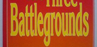 """A sample from Francis Frangipane's classic """"The Three Battlegrounds."""""""