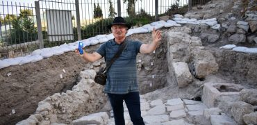 Archaeological Dig In Jerusalem Unearths Evidence Of Biblical Babylonian Conquest