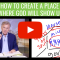 How To Create A Place Where God Will Show Up