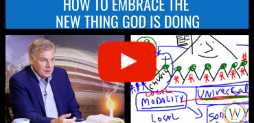 How To Embrace The New Thing God Is Doing