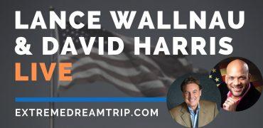 Lance Interviews David Harris Jr.