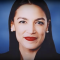 AOC's Burning Face In Ad Sparks Controversy On Twitter