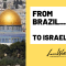 Traveling from Brazil to Israel For The Feast Of Tabernacles