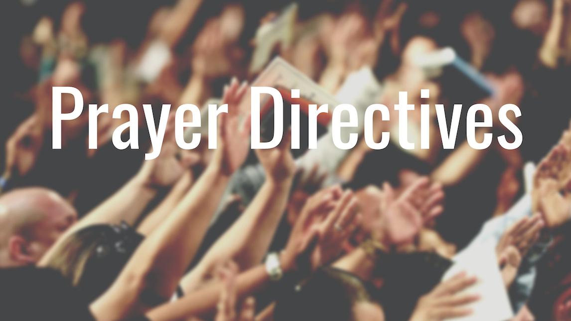 Prayer directives President Trump abortion pro-life U.S. Supreme Court