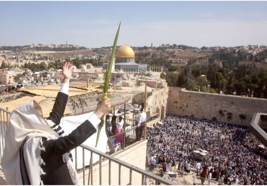 Mike Evans Jerusalem Zionists celebrations Israel