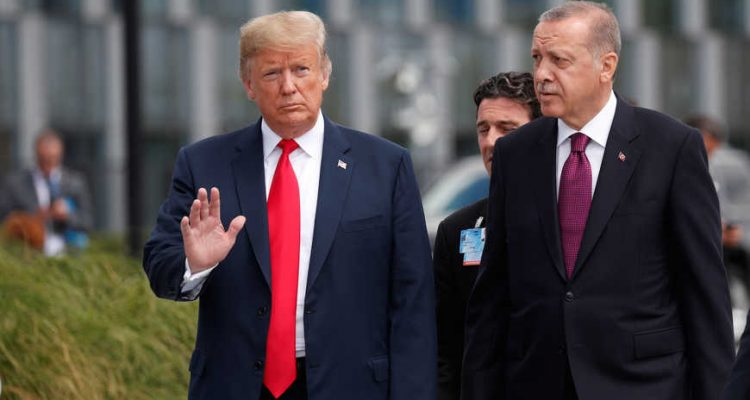 President Trump, Syria, Turkey and the Kurds