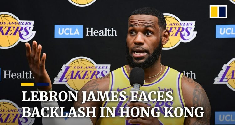 Lebron James comments on Houston Rockets General Manager Daryl Morey