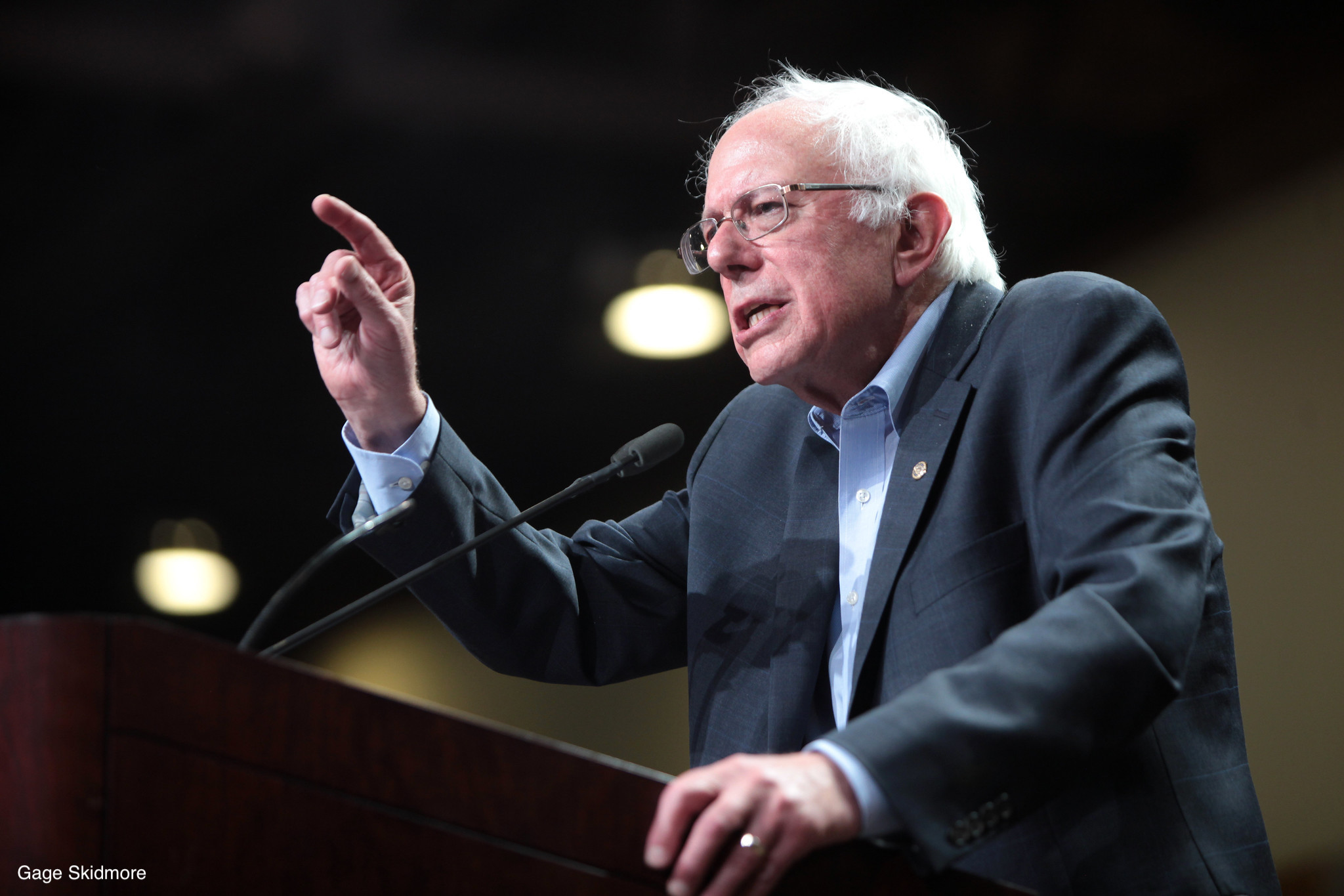 bernie sanders called out for identity politics, lack of real support for Israel