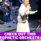 Check Out This Prophetic Orchestra!