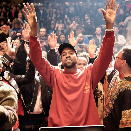 Shawn Bolz attends kanye west sunday service concert described as a gospel outreach