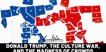 President Trump, Douglas Murray, & The Madness Of Crowds
