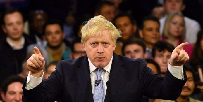Boris Johnson Wins
