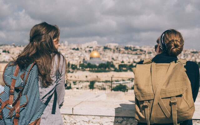 Passages, a group that brings practicing Christian college & graduate students from all over the United States to Israel & allows then to connect with the biblical roots of their faith, & with modern Israel.