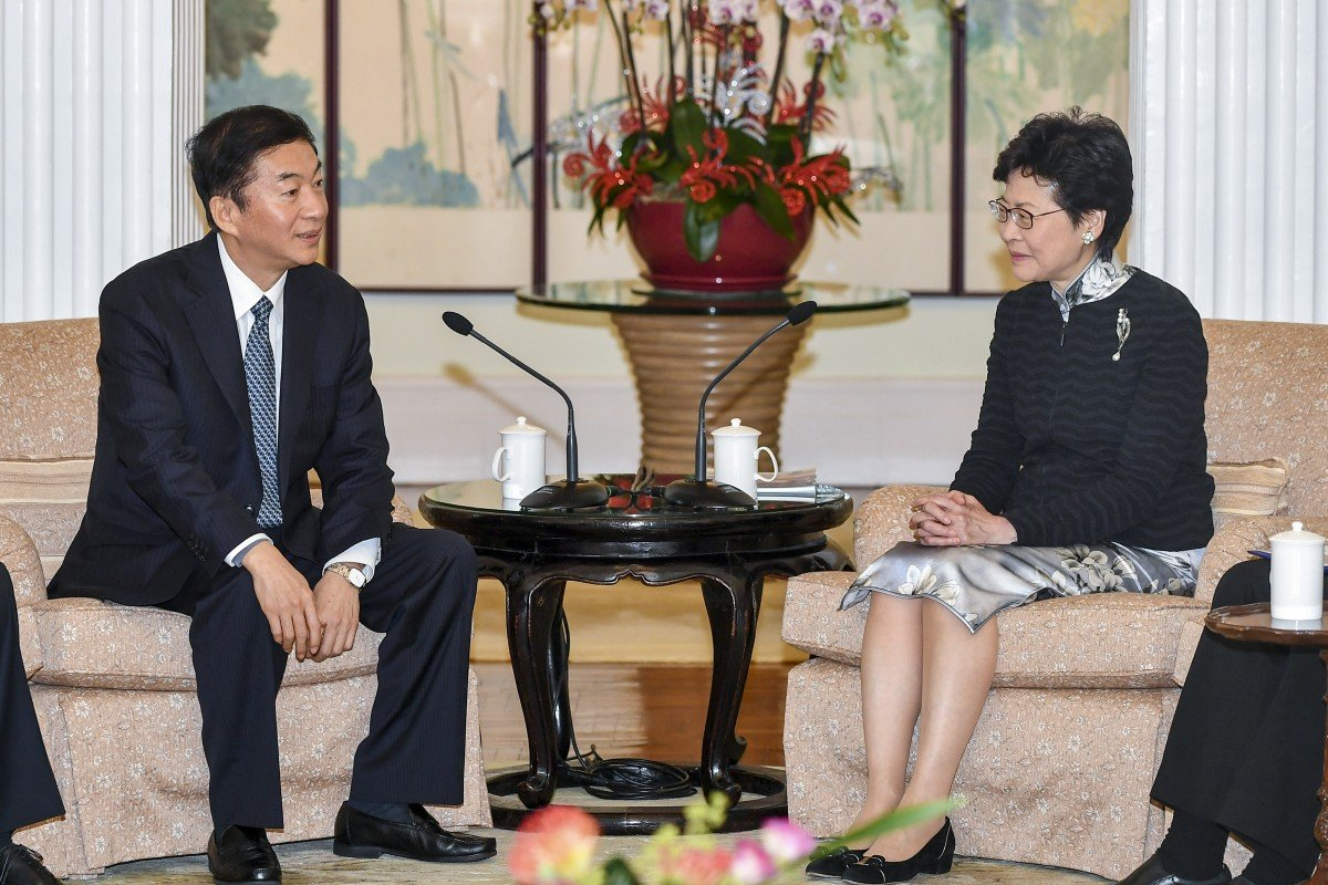 """Carrie Lam no longer Hong Kong's """"boss"""" and the concern over who that now is. Hong Kong hired a new boss & in time, Beijing will fire Chief Executive Carrie Lam"""