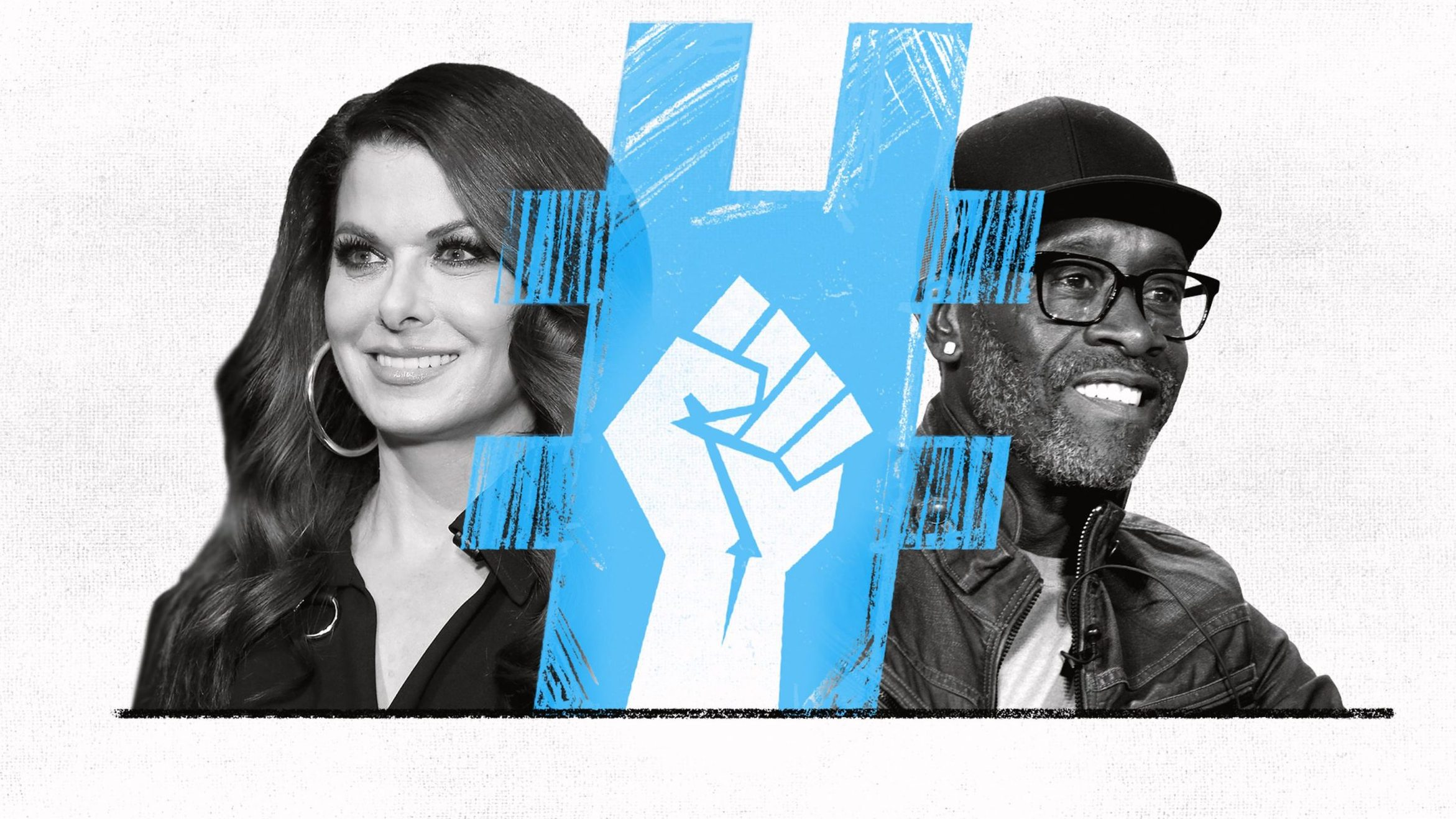 Secret Twitter Rooms Where Debra Messing, Don Cheadle, And The Rest Of The Celebrity #Resistance Organizes