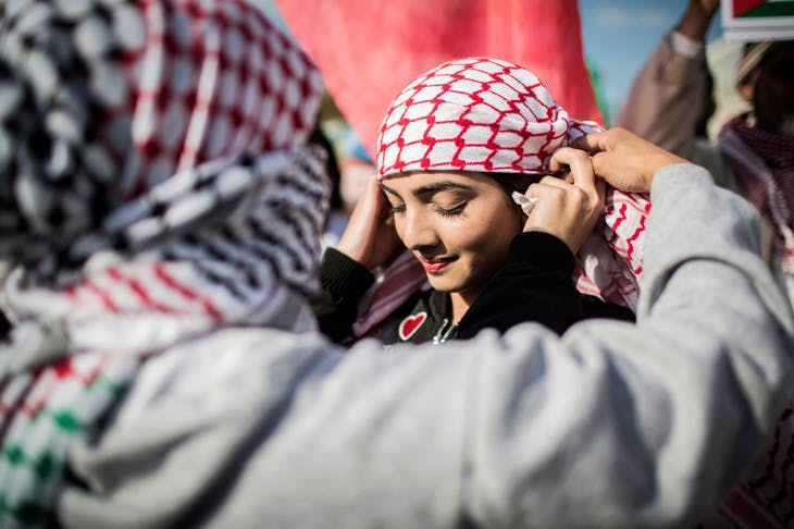 Juliet Moses, shares her observations of far-left activists of the West claiming to be progressive. These activists champion the Palestinian cause, calling the psychosis, Israel Derangement Syndrome, or IDS.