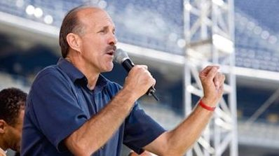 Lou Engle shares how he has had several prophetic dreams concerning the LGBTQ community.